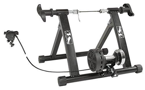 M-Wave Rollentrainer YOKE N ROLL 10 Fahrrad Rennrad MTB Rolle Magnet Bremse