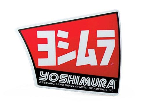 Aufkleber Yoshimura RS-4 Endkappe 1 Stück RS4-NB002