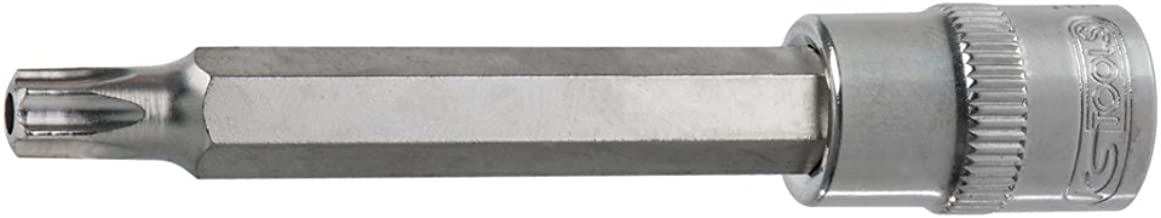 KS TOOLS 922.1742 Douille tournevis ULTIMATE® TORX® percé 1//2/'/' T30 L.110 mm