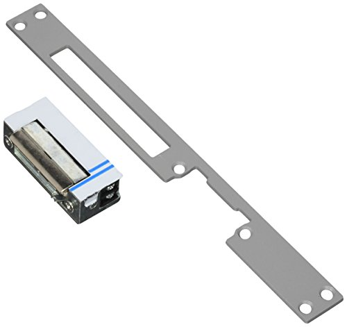 Cofan 31300250 Abrepuertas eléctrico reversible, Gris, 250 mm