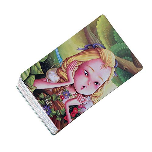 Ohne Markenzeichen OEFHEIOWJO Tarjetas de Juego de la Cubierta 11 de la Serenidad 78 Tarjetas for los Regalos de educación de los niños del Partido Family Fun Juego de Mesa ( Color : DD11 )