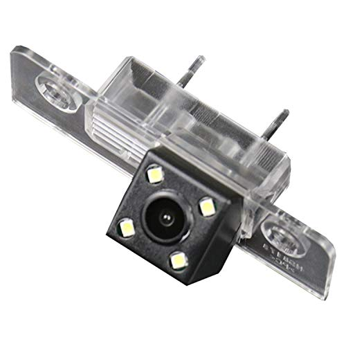 HD 720p cámara de estacionamiento de visión trasera para monitores universales (RCA) para Ford Flex Mustang GT Tauro Ford Mondeo Mk3 Ghia-x/Fusion/Contour