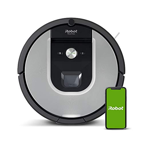 ルンバ 961 ロボット掃除機 アイロボット カメラセンサー カーペット 畳 段差乗り越え wifi対応 自動充電・運転再開 吸引力 マッピング R961060 Alexa対応 【Amazon.co.jp限定】