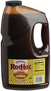 Frank's Red Hot Stinging Honey Garlic Sauce 1 Gal (2 Pack)