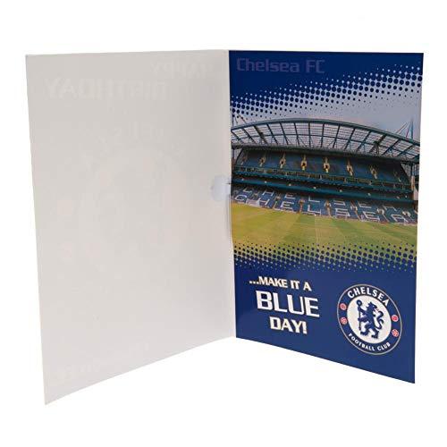 Chelsea F.C. Musical Birthday Card Photo #2