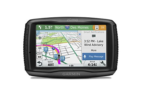 Garmin Zumo 595LM review