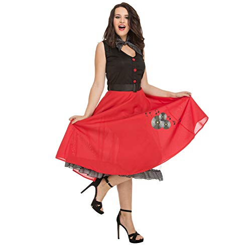 My Other Me Me-203883 Disfraz chica Ye para mujer, M-L (Viving Costumes 203883)