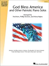 God Bless America and Other Patriotic Piano Solos - Level 3: Hal Leonard Student Piano Library National Federation of Music Clubs 2014-2016 Selection (Hal Leonard Student Piano Library (Songbooks))