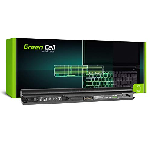 Green Cell® Extended Serie A41-K56 Batería para ASUS K56 K56C K56CA K56CB K56CM S56 S56C S56CA S56CB S56CM R550 R550C R550CA R550CB R550CM Ordenador (8 Celdas 4400mAh 14.8V Negro)
