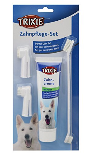 Trixie Set Higiene Dental Perros - Pasta