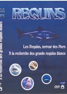 Coffret requins : les requins terreur des mers / A la recherche des grands requins blancs - Coffret