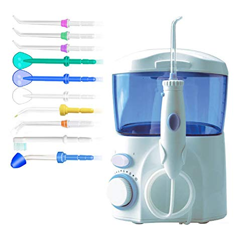 YLOVOW Oral Irrigator 9 PCS Tips Dental Agua Irrigador