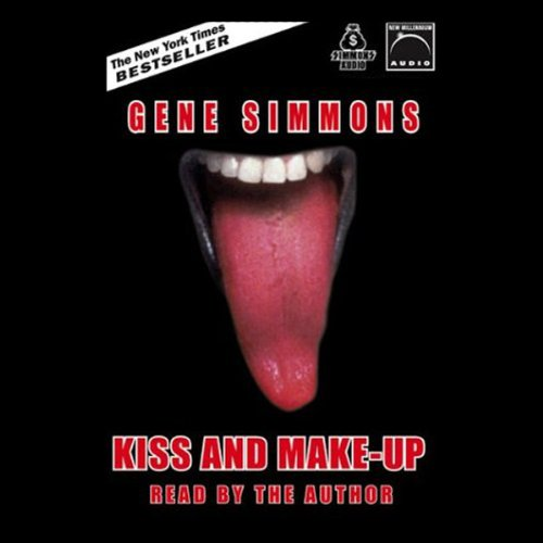 Kiss and Make-Up audiobook cover art