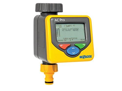 Hozelock 2701P0000 Programador de riego Pro AC