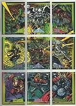 Marvel Universe 1993 Series 4 Base Set 180 Cards Plus 9 Red Foil-Holo