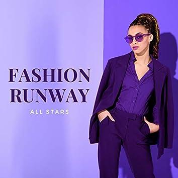 Fashion Runway All Stars: House Fashion Music, Modeling Music