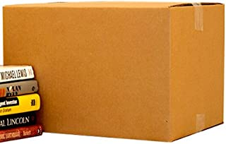 UBOXES 15 Small Moving Boxes - 16x10x10 - Cardboard Box Packing Shipping