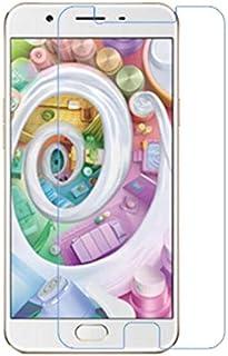 FadOO - واقيات شاشة الهاتف - 9H 2.5D بريميوم من الزجاج المقوى لهاتف OPPO F1 F1 S F1S F1Plus Plus واقي شاشة مقوى (لهاتف OPP...