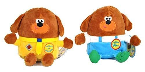 Golden Bear Products Ltd. Hey Mini Duggee (giallo)