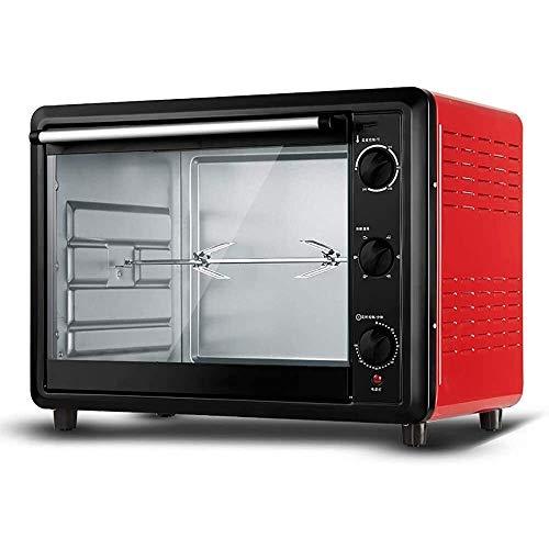 YHLZ オーブン、60Lダブルオーブン、豪華なノブ、操作しやすく、保存時間とエネルギーを持つミニキッチン