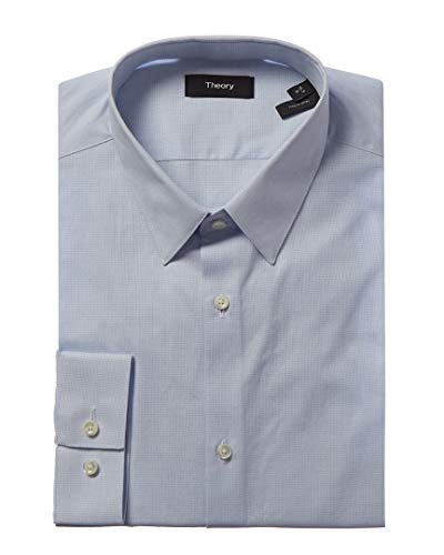 Theory Mens Cedrick Dress Shirt, 15R