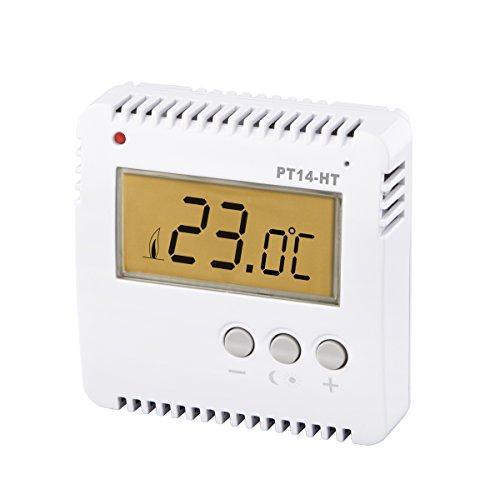 Elektrobock PT14-HT kamerthermostaat voor bediening van actuators NC