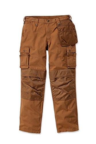 Carhartt Multi Pocket Ripstop Pant - Arbeitshose (30/32, Carhartt Brown)