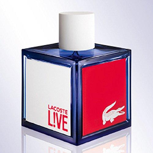 Lacoste Live Eau de Toilette Vaporisateur Spray para los hombres 40ml