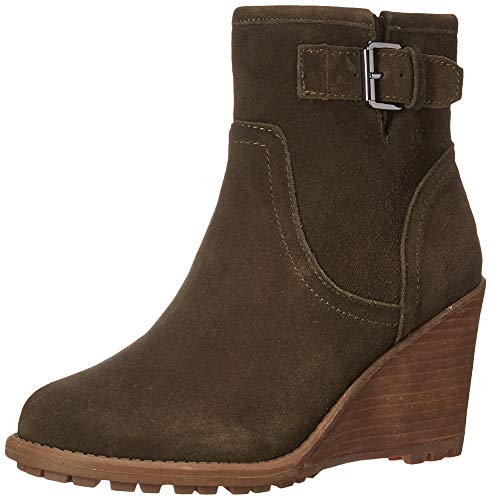 Carlos by Carlos Santana Women's Trace Ankle Boot, Ivyleague, 9 M M US