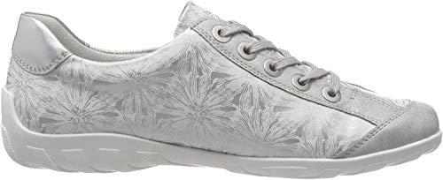 10.5 UK Multicolour Remonte Womens R7010 Low-Top Sneakers Rosegold//Nude-Metallic//Kupfer 32