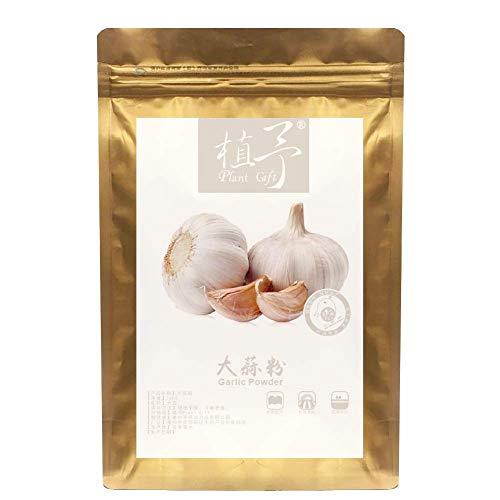 100% Pure Natural Plant Garlic Powder / Garlin Face Film Materials, Meal Powder 100G