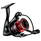 Piscifun Flame Spinning Reels Light Weight Ultra Smooth Powerful Spinning Fishing Reels (2000 Series)