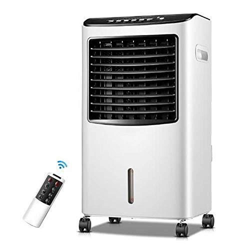 WXHHH Silencieux Mobile Conditionneurs Ventilateur,Portables Rafraîchisseur d'air Climatiseur Humidificateur Télécommande 3 Vitesses 8L Refroidisseur d'air Air Cooler