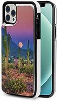 iphone 12 pro ケース iphone12 ケース 手帳型 サボテン月 Iphone12 mini Iphone12 Pro Max 用 スマホケース スタンド機能 Apple 12 レザーウォレットケースアイフォン12 ケース / アイフォン12プロ ケース 財布型