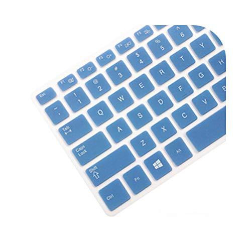 Teclado de silicona para Lenovo Miix4 Miix 700 S206 S210T K20-80 Yoga3 11S K3011W 11 12 pulgadas azul