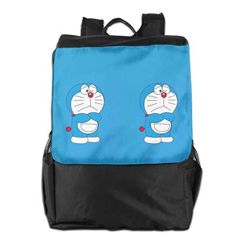 Backpacks,Triste Mochila Do-RAE-Mon, Mochilas Escolares Cómodas para Viajes Al Aire Libre,40cm(W) x48cm(H)
