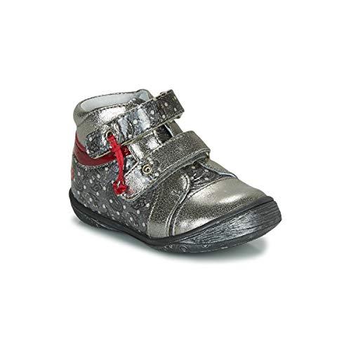 GBB NICOLINE Enkellaarzen/Low boots meisjes Zilver Laarzen