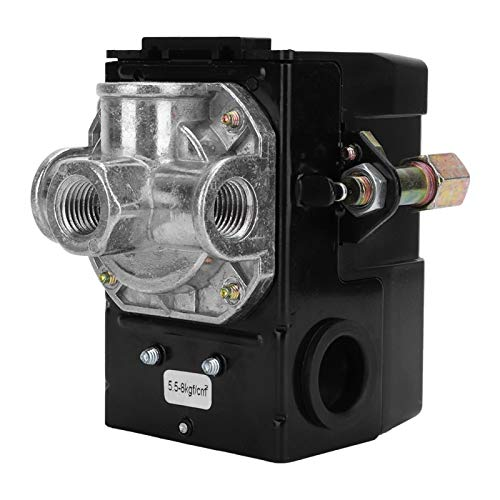 Práctica válvula de control de interruptor estable para compresor de aire