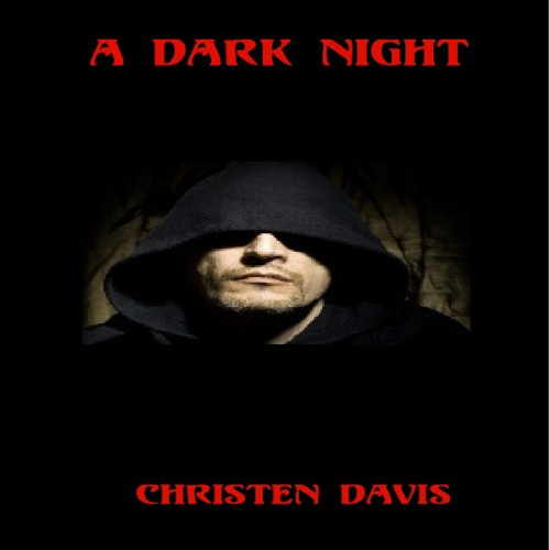 A Dark Night audiobook cover art