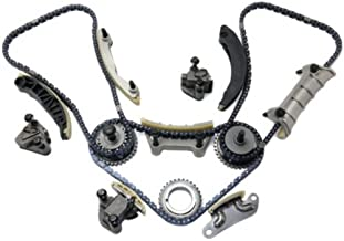 Timing Chain Kit compatible with 07-18 Chevy Buick Cadillac CTS SRX Suzuki XL-7 DOHC