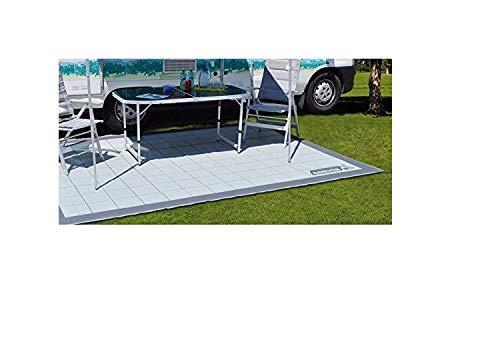 Toldo para Veranda CONVER Alfombra lavable Autocaravana Caravan Cámping - 350x250 cm