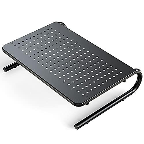 Monitor stand riser, monitor riser, laptop stand, laptop shelf...