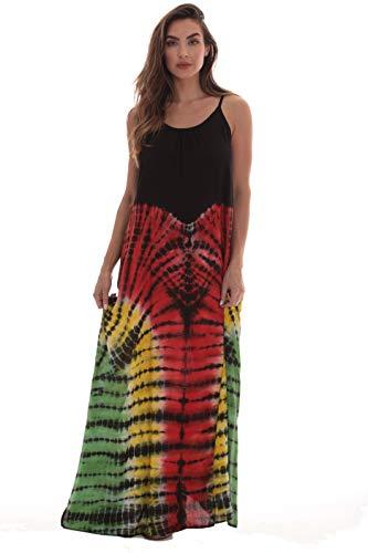 Riviera Sun Rasta Maxi Dresses for Women 21614A-L