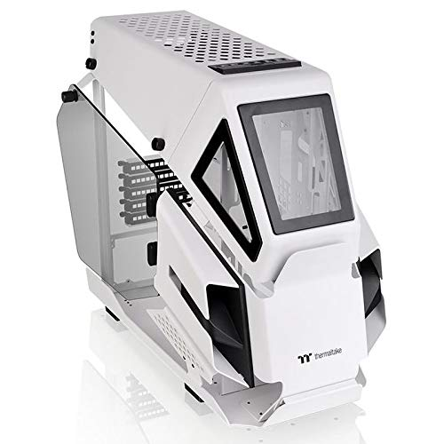 Thermaltake Ah T200 Snow Pc-Chassis Micro-Atx