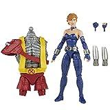 Hasbro Marvel Legends Series 6-inch Scale Action Figure Toy Marvel's Shadowcat, Premium Design, 1 Figure, 4 Accessories, and 1 Build-A-Figure Part