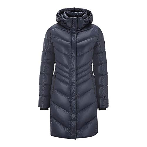 Bogner Fire + Ice Ladies Kiara2-D Blau, Damen Daunen Mantel, Größe 42 - Farbe Midnight Blue