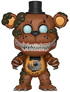 Funko POP! Books: Five Nights at Freddy's-Twisted Freddy Collectible Figure, Multicolor