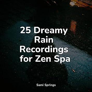 25 Dreamy Rain Recordings for Zen Spa