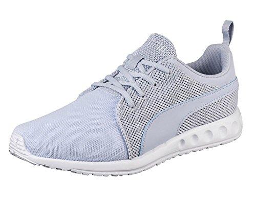 PUMA Herren Carson Runner Knit Schuhe, HALOGEN BLUE-LAVENDAR LUSTRE-Puma White, 9