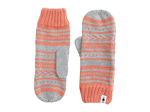 Smartwool Chair Lift Mitten Sunset Coral One Size